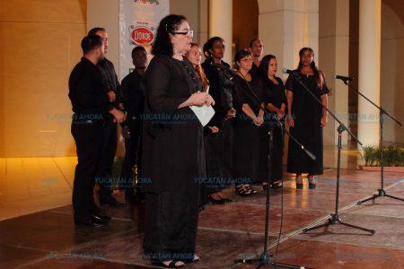 Deleitan a los meridanos con música popular cubana