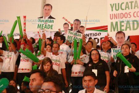 Habrá combate frontal a la corrupción: Meade Kuribreña