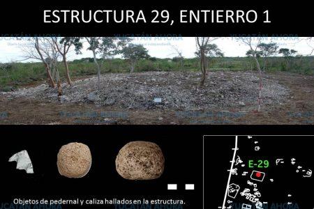 Nohpat, milenaria ciudad maya a punto de desaparecer