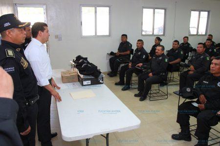 Policías aportan ideas para mejorar la seguridad de Kanasín