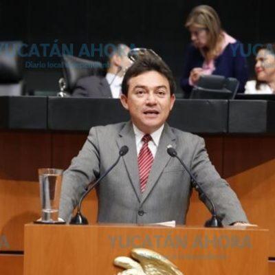 Senador yucateco apoya dos leyes para mejorar las condiciones ejidales