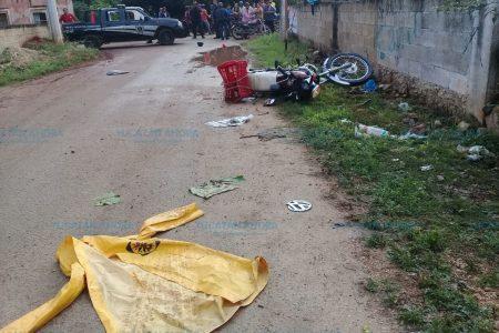 Mata a un motociclista y huye como si no tuviera conciencia
