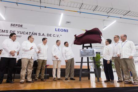 Yucatán se inserta en la cadena de valor de la industria automotriz