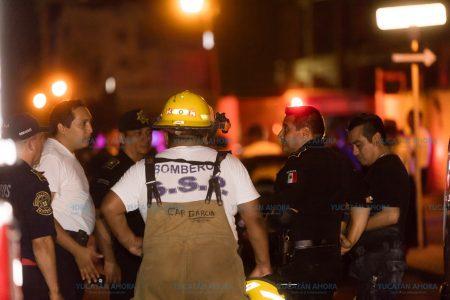 Reporte oficial de la tragedia: no hubo heridos, solo cuatro muertos