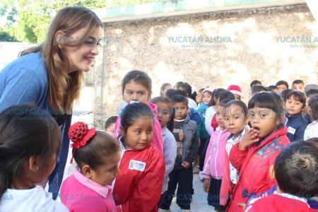 Primaria de Molas ya tiene comedor para estudiantes