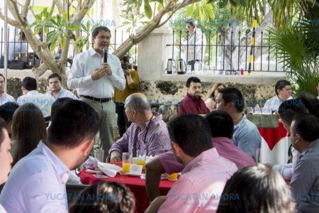 Yucatán se consolida con planes de gobierno: Mauricio Sahuí