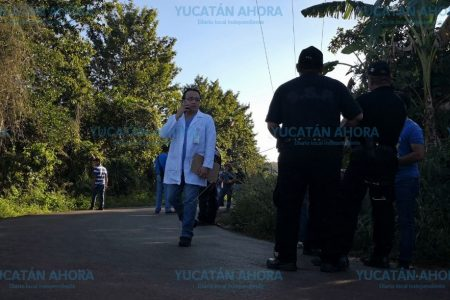 Asocian cadáver hallado en Oxkutzcab con una joven desaparecida