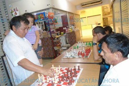 Personaje yucateco: Jorge Balam, ajedrecista