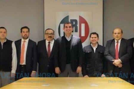 La unidad del PRI en Yucatán, solo en fotografía