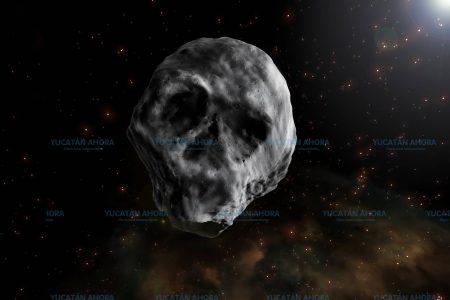 Este 2018 se acercará a la Tierra asteroide similar a una calavera