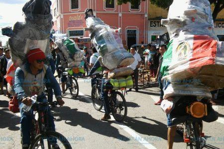 San Cristóbal se llena de fe y devoción juvenil