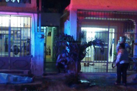 Se quema su casa y lo rescatan sin vida, en el sur de Mérida