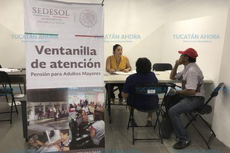 Amplían plazo para inscribirse a 65 y Más en Mérida
