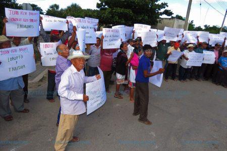 Acusan a ex comisario ejidal de 'robar' mil 200 hectáreas de tierras