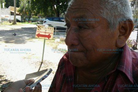 Paseo 60 no puede tapar el Sol con un dedo, dice líder de albañiles