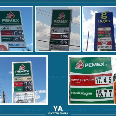 Hacienda niega aumentos 'desordenados' en precios de gasolinas