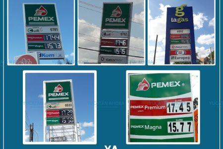 Gasolineras de Mérida entran a la libre competencia