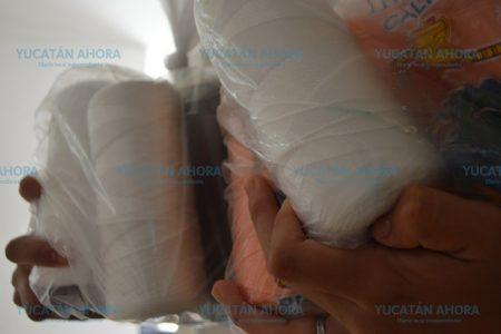 Entregan apoyos a urdidores del sureste de Yucatán