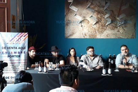 Enjambre ya está en Mérida para el Festival Indie Live 2017