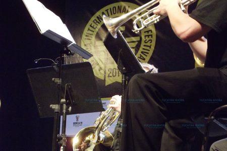 Cartelera del Mérida International Brass Festival 2017