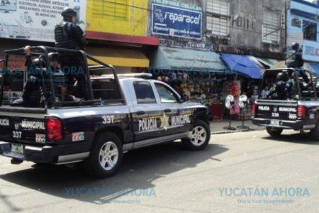 Por abuso de autoridad, suspenden a un agente de la Policía Municipal de Mérida