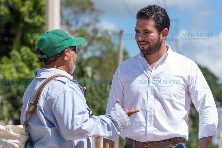 Estrenan calles comunidades mayas del oriente de Yucatán