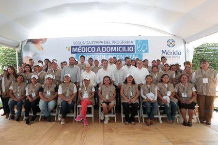 Mauricio Vila amplía el programa Médico a Domicilio