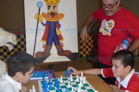 'Envidia de la buena': niños  ajedrecistas, discriminados