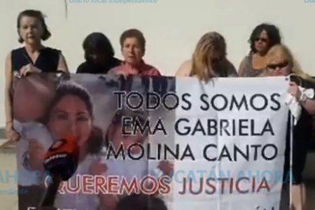 Piden sentencia incorruptible contra sicarios que mataron a Ema Gabriela