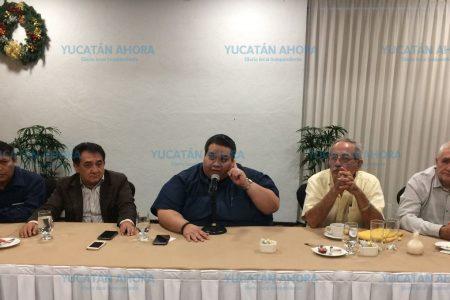 Liderazgos yucatecos le piden a Cuevas Mena que se vaya del PRD