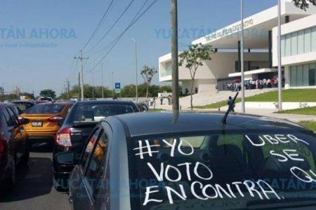 No hay triunfo de Uber: todo queda como está, dice el Gobierno de Yucatán
