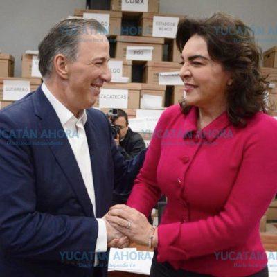 Entre Ivonne Ortega y Meade, ¿quién se suma a quién?
