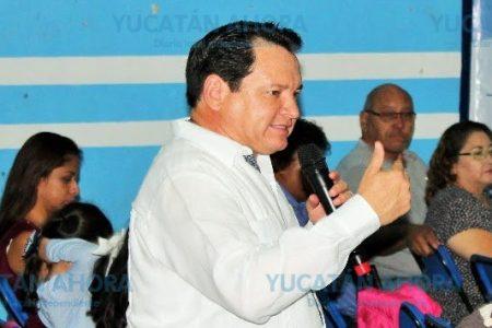 Huacho Díaz: Sigo en la lucha por el Senado, no he aceptado una pluri local