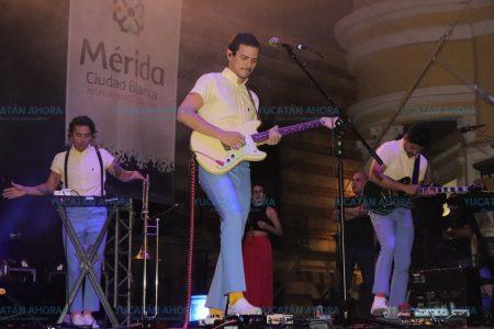 Con récord de asistentes, la música baja el telón del Mérida Fest 2018