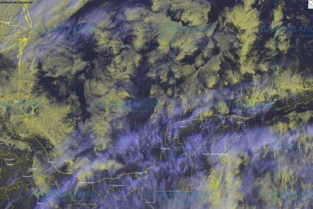 Heladez extrema en el sur de Yucatán; en Mérida, 12.4 grados