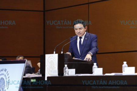 Yucateco pide en el Senado eliminar la visa para México