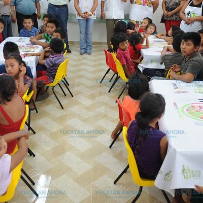 Cinvestav desarrolla programa contra desnutrición infantil