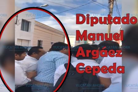 Acusan a gente de Raúl Paz de agredir a panistas de Kanasín