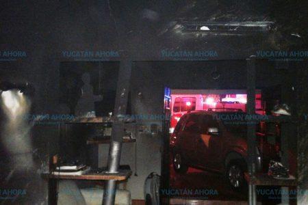 Se quema el taller de costura del diseñador Daniel Salamanca