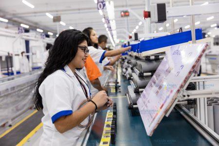 Entre 2012 y 2017 el sector manufacturero creció 43 por ciento en Yucatán