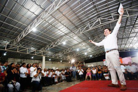 En Yucatán tenemos la visión de que podemos hacer grandes cosas: Sahuí