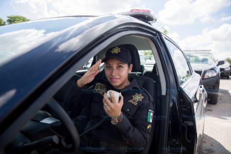 Incrementa el nivel de confianza de los yucatecos en su Policía
