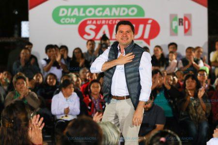 Comparto el mismo anhelo de todos los yucatecos: Sahuí