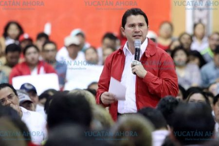 La unidad del PRI surge de su propia historia, no de una mesa de acuerdos: Sahuí