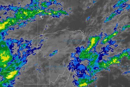 Llovió más de lo normal en toda la Península de Yucatán durante enero
