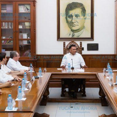 Concesionarios de radio y televisión transmitirán el informe de Rolando Zapata