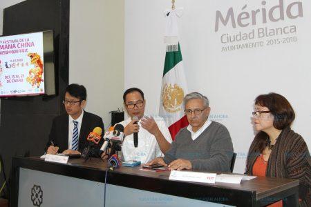 Arte oriental engalanará el Mérida Fest
