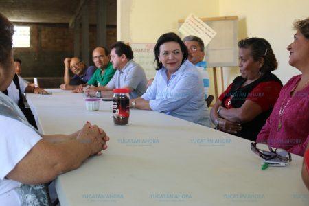Maestros en retiro ofrecen sus conocimientos a Sofía Castro
