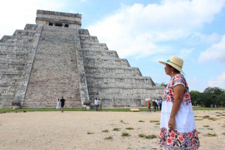 El turismo arqueológico deja 240 millones pesos en Yucatán