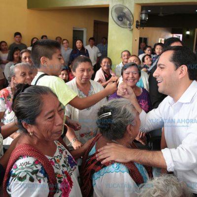 Ofrece Mauricio Vila potenciar todas las capacidades de Yucatán